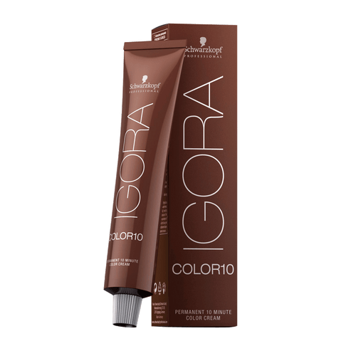 IGORA Color10 Permanent Hair Colour