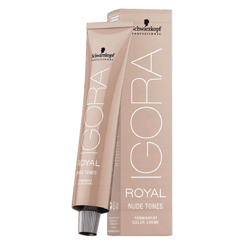 IGORA ROYAL Nude Tones Permanent Hair Colour