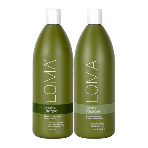 Nourishing Shampoo & Conditioner Duo 1000ml