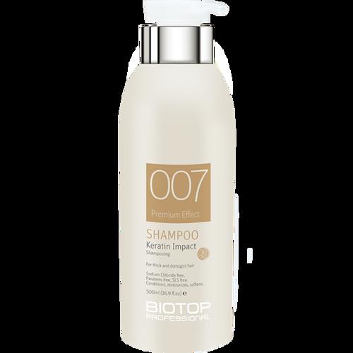 007 Keratin Impact Shampoo