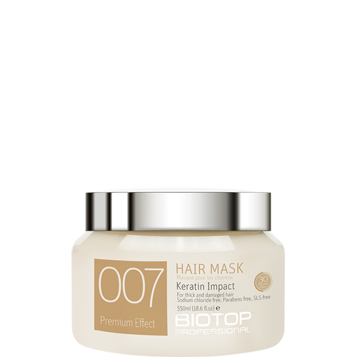 007 Keratin Impact Hair Mask