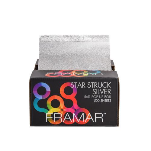Foil It Star Struck Silver 5x11 Pop Up Foil Sheets