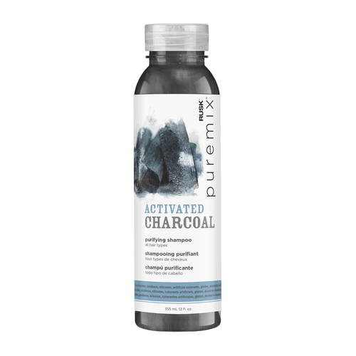 Puremix™ Activated Charcoal Purifying Shampoo, 355ml