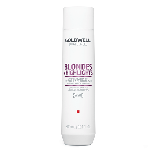 Dualsenses Blonde & Highlights Anti-Yellow Shampoo, 300ml