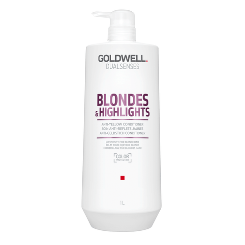 Dualsenses Blonde & Highlights Anti-Yellow Conditioner, 1L