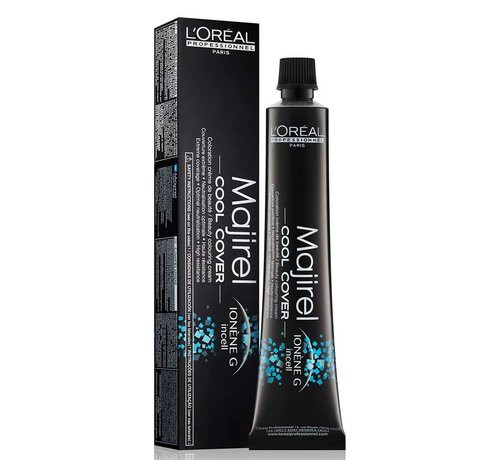 Majirel Cool Cover Permanent Hair Colour 50ml
