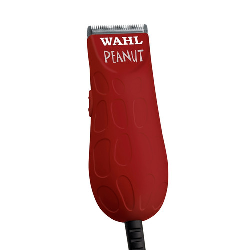 Wahl Peanut Trimmer, Red