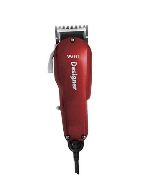 Designer Hair Clipper, Red