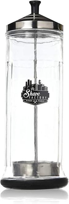 Shave Factory Disinfectant Jar, 37oz