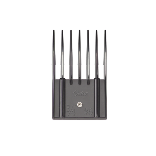 A5® Universal Comb Attachment #6, 3/4""