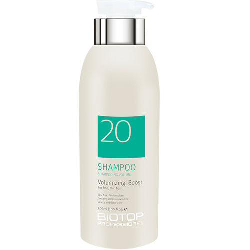 20 Volumizing Boost Shampoo, 500ml