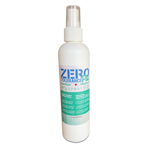 Zero Tolerance Hand & Surface Sanitizing Spray, 8oz