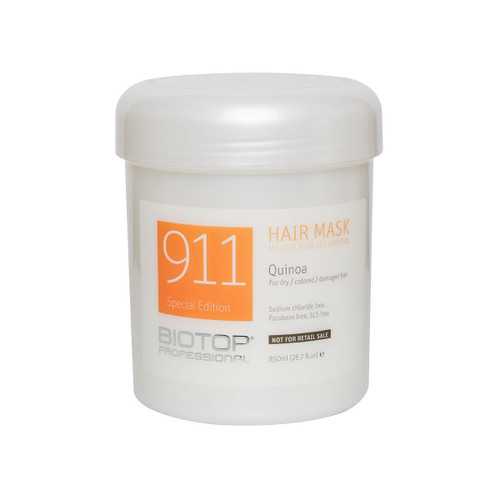 911 Quinoa Hair Mask, 850ml