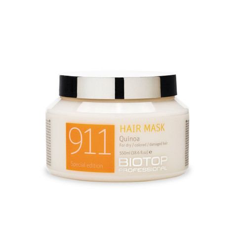 911 Quinoa Hair Mask, 550ml