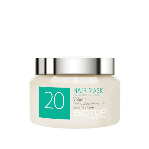 20 Volumizing Boost Hair Mask, 550ml