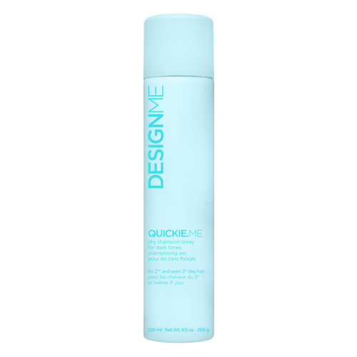 Quickie.ME Dry Shampoo Spray for Dark Tones, 339ml
