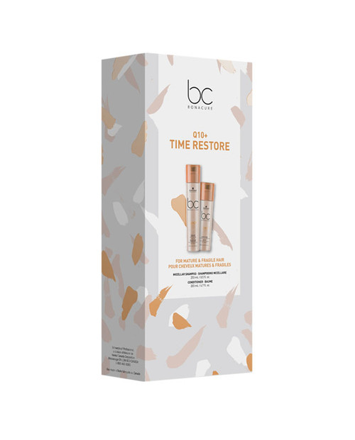 BC Bonacure Q10+ Time Restore Holiday Set 2020