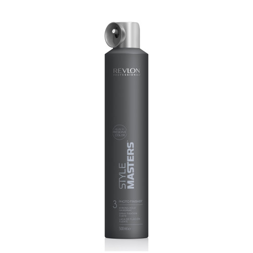 Style Masters Photo Finisher Strong Hold Hairspray 500ml