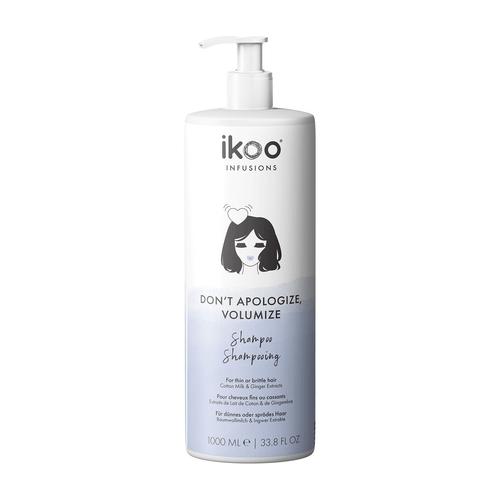 Don't Apologize, Volumize Shampoo, 1000ml