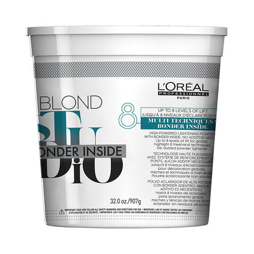 Blond Studio Multi-Techniques 8 Bonder Inside Lightening Powder