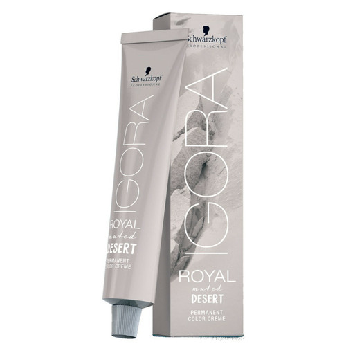 IGORA ROYAL Muted Desert Permanent Hair Colour