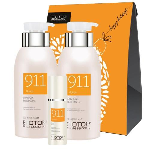 911 Quinoa Holiday Kit (Retail Value $122.46)