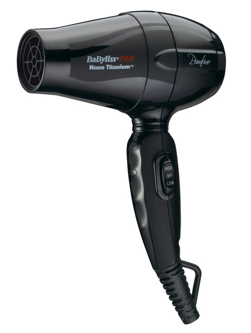 Bambino5510 Nano Titanium Travel Hairdryer