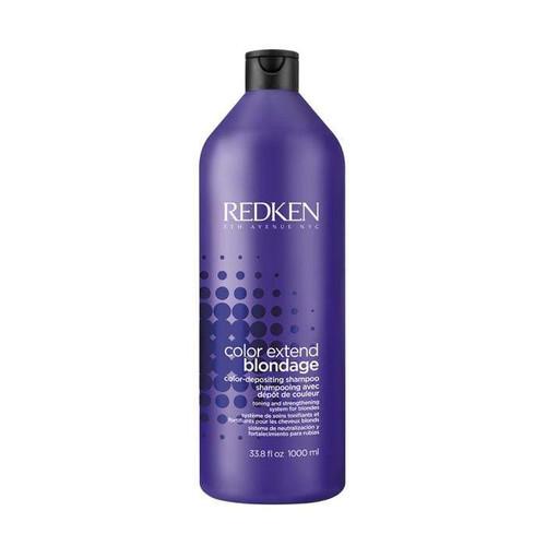 Color Extend Blondage Color Depositing Purple Shampoo, 1L
