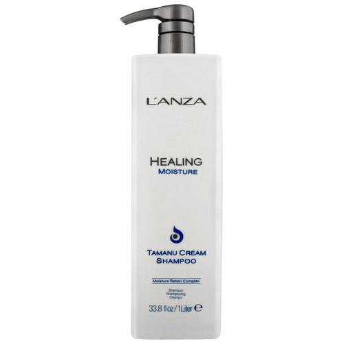 Healing Moisture Tamanu Cream Shampoo, 1L