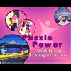 Puzzle Power / Clothes & Transportation