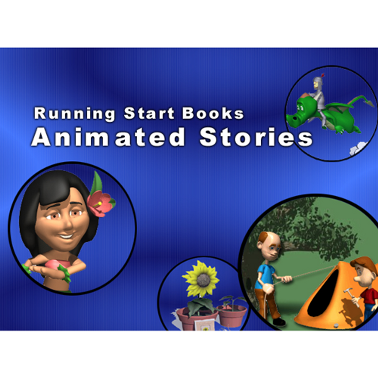 Running Start Books - Animated Stories