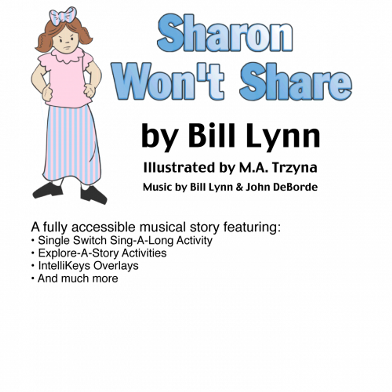 Sharon Won't Share