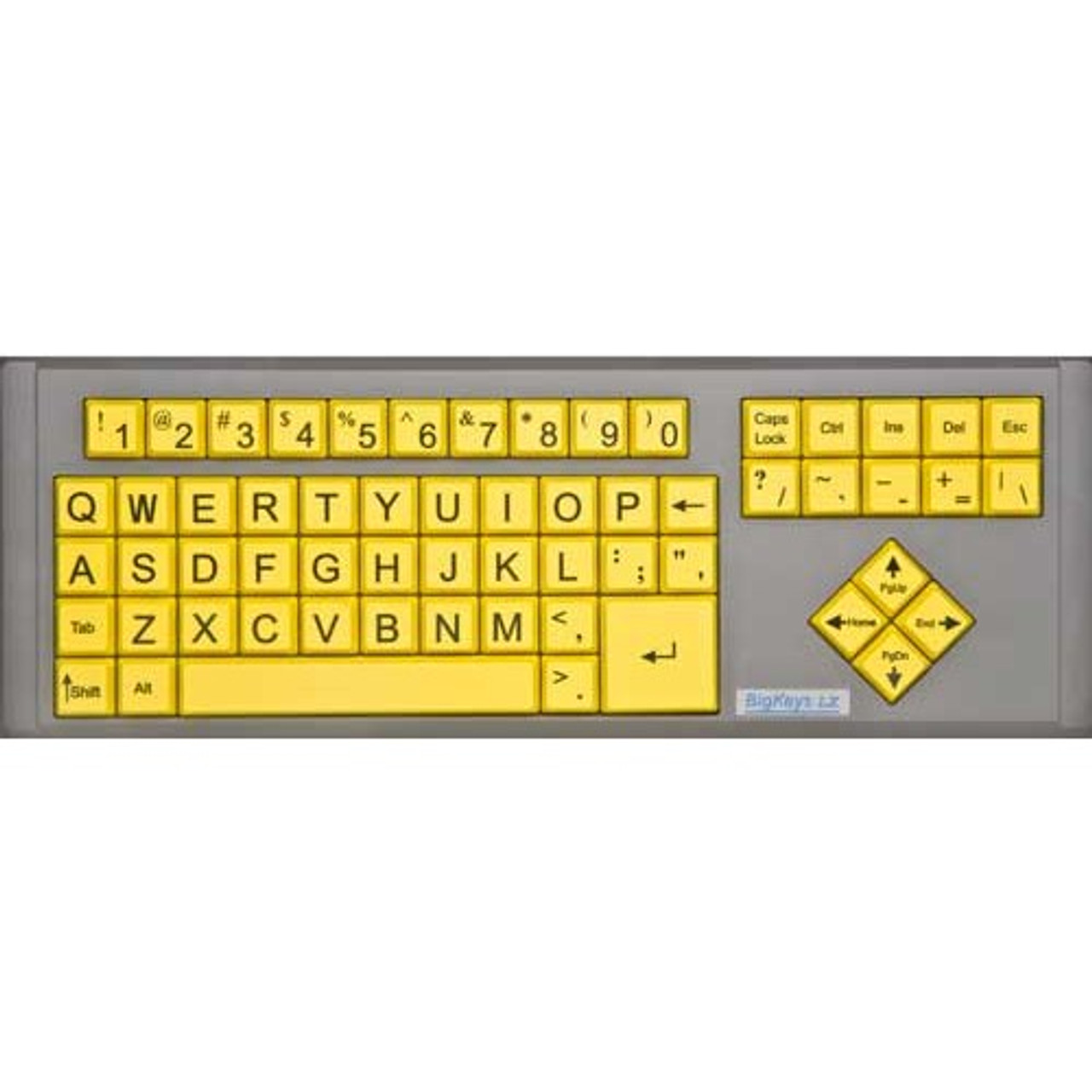 BigKeys LX QWERTY Keyboard