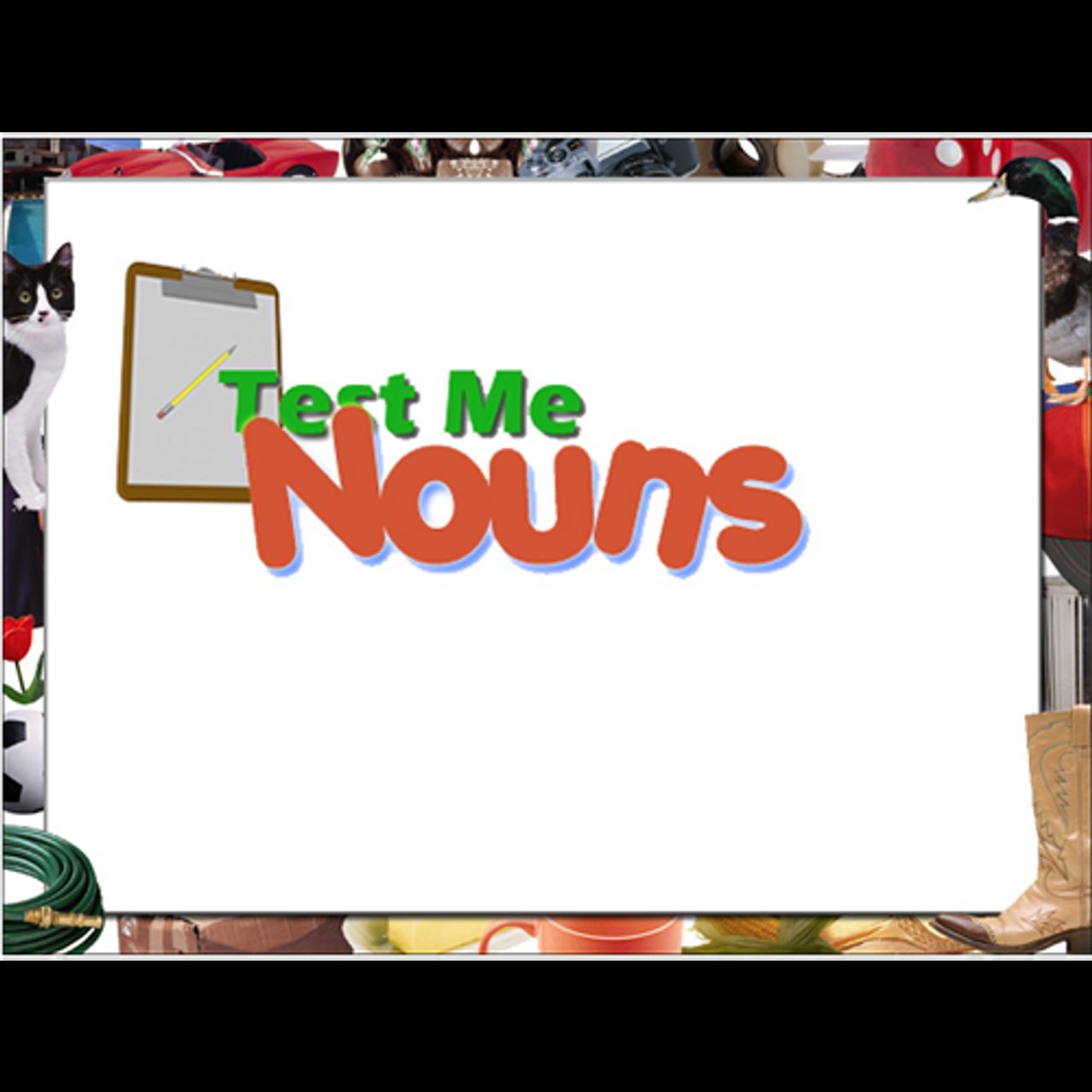 Test Me - Nouns