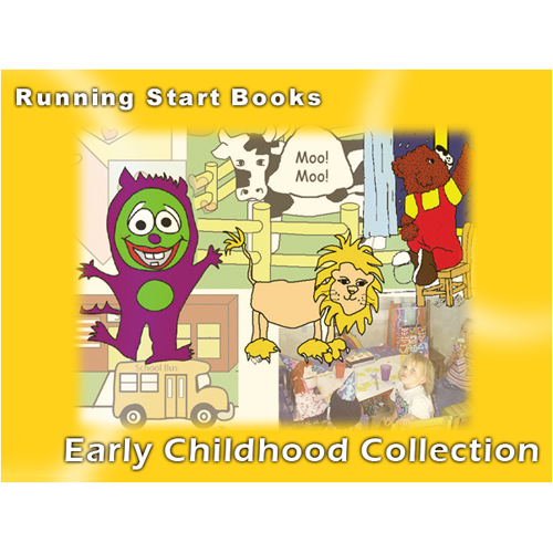 Running Start Books - Early Childhood Collection