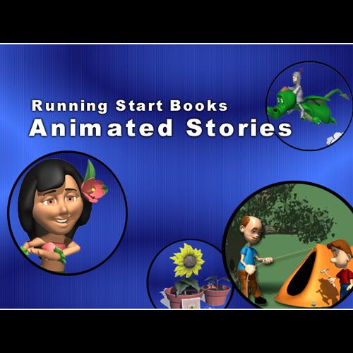 Running Start Books - Animated Stories