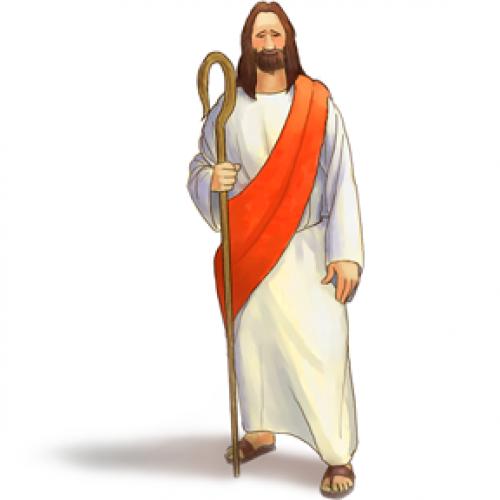 The Lord is My Shepherd w/ Tool Kit