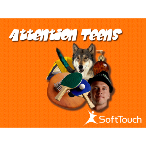 Attention Teens