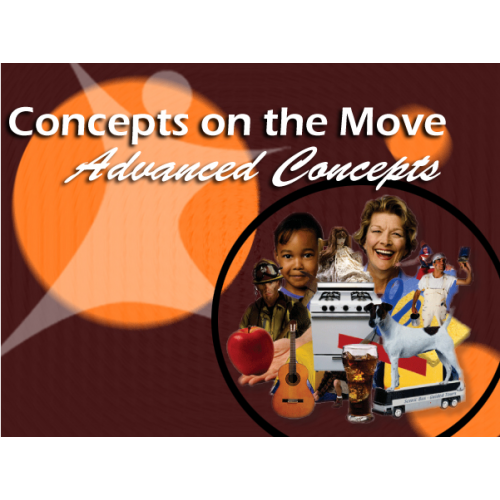 Concepts on the Move - Advanced Concepts