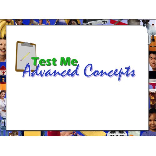 Test Me - Advanced Concepts