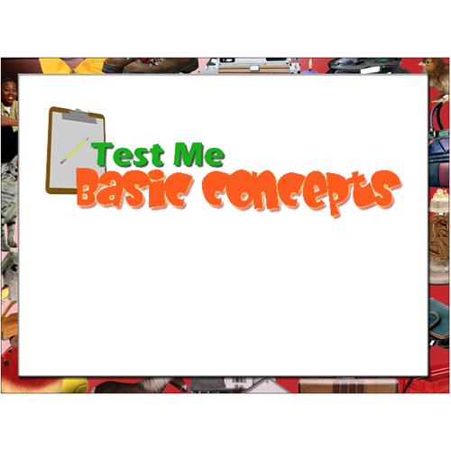 Test Me - Basic Concepts