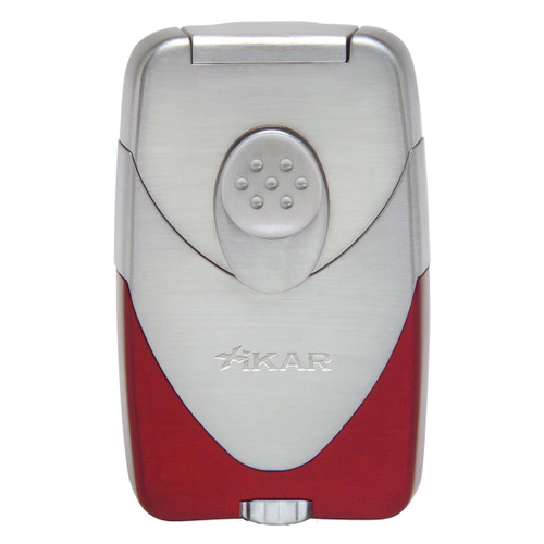 Xikar Enigma Cigar Lighter Red Double Flame