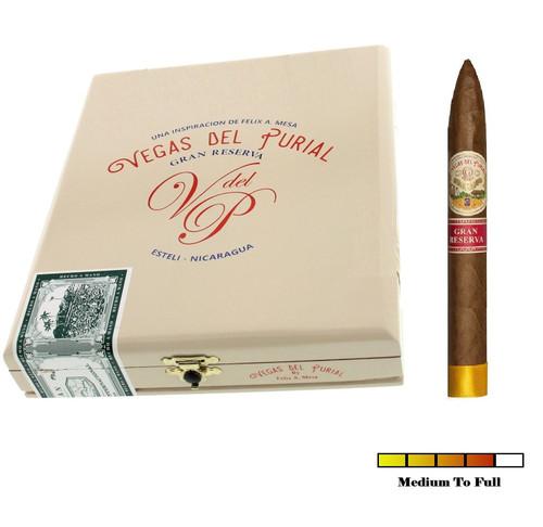 Vegas Del Purial Belicoso 5 1/2 X 52. Box of 20
