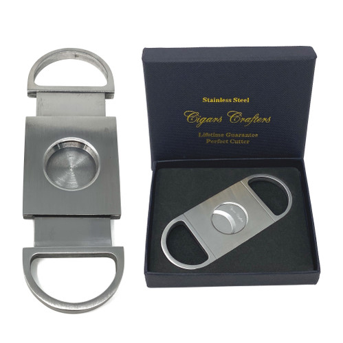 Cigar Crafters Perfect Cutter 23. Cuts the Exact Amount Up To 54 Ring Gauge