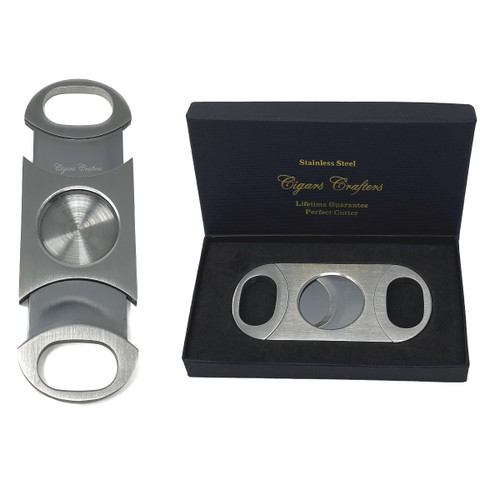 """Cigar Crafters Perfect Cutter """"40"""". Cuts the Exact Amount Up To 80 Ring Gauge"""