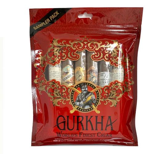 Gurkha Toro Sampler Pack of 6 Different Gurkha Cigars