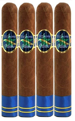 El Secreto Cubano CHANCHO 56 X 6 Pack of 4
