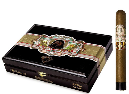 My Father Connecticut TORO 6½ X 54 Box of 23 Cigars