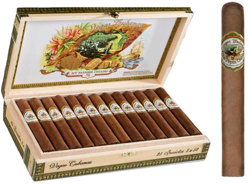 Vegas Cubanas INVICTOS 5 X 50 Box of 25