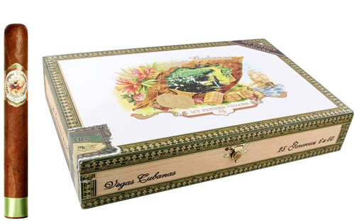 Vegas Cubanas GENEROSOS 6 X 50 Box of 25